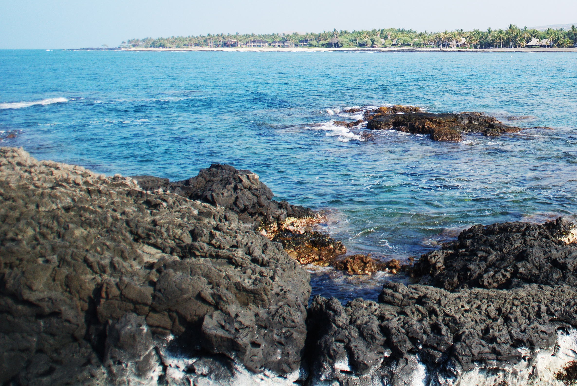 Kona Magazine - Beach, Kona, Big Island, Hawaii
